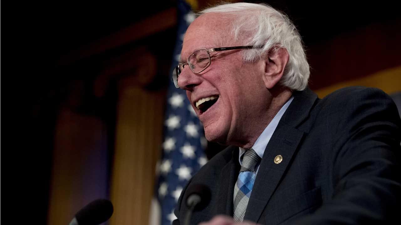 Bernie Sanders' 2020 Campaign Raises More Than $1 Million In Less Than 4 Hours