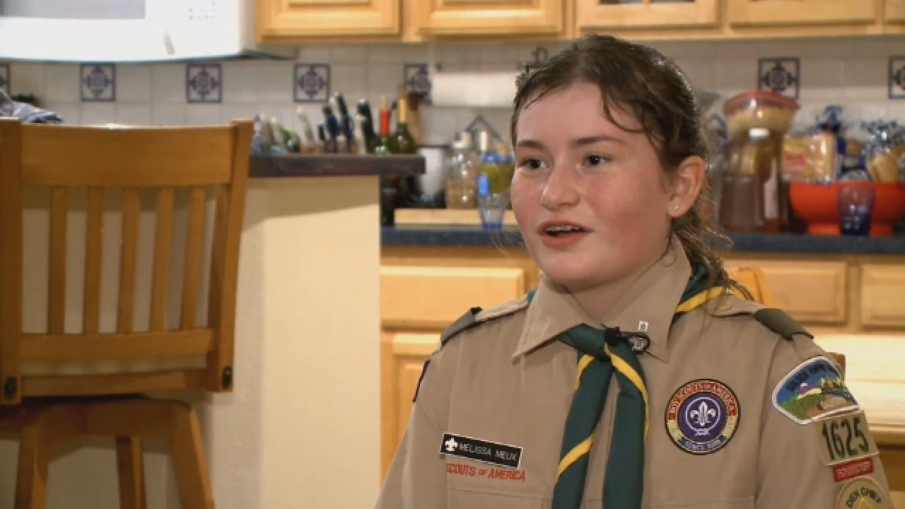 Girls Now Formally Eligible To Form Boy Scout Troops