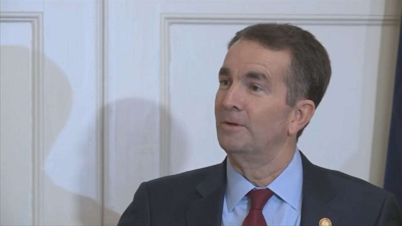 Virginia's Gov. Northam Says That Wasn't Him In Racist Photo