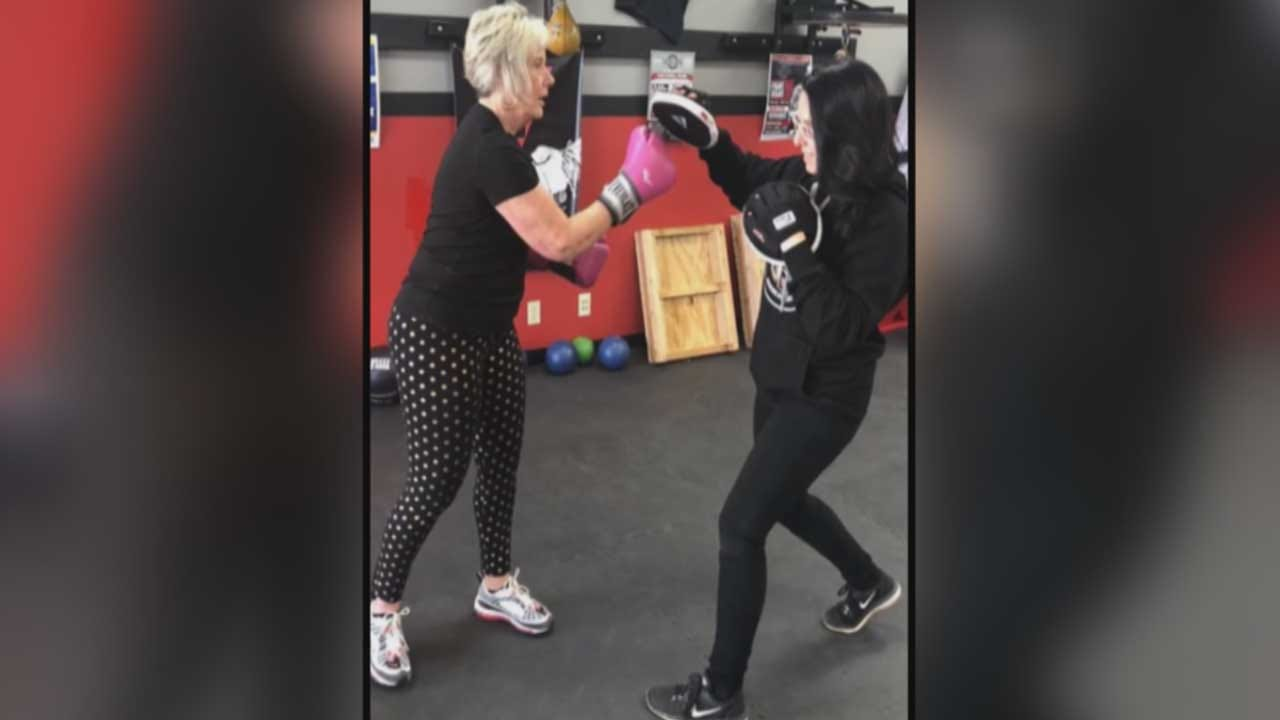Edmond Gym Helping To Fight Parkinson's Disease