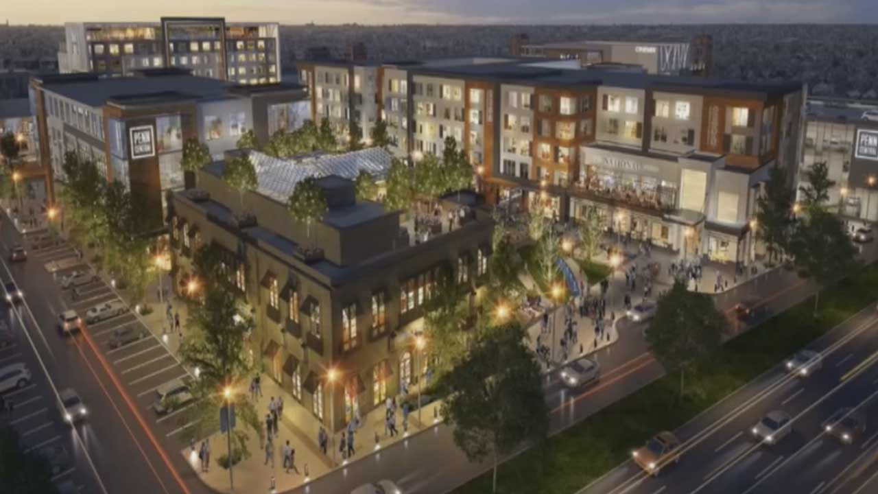 Plans For Retail Development Presented To OKC City Leaders