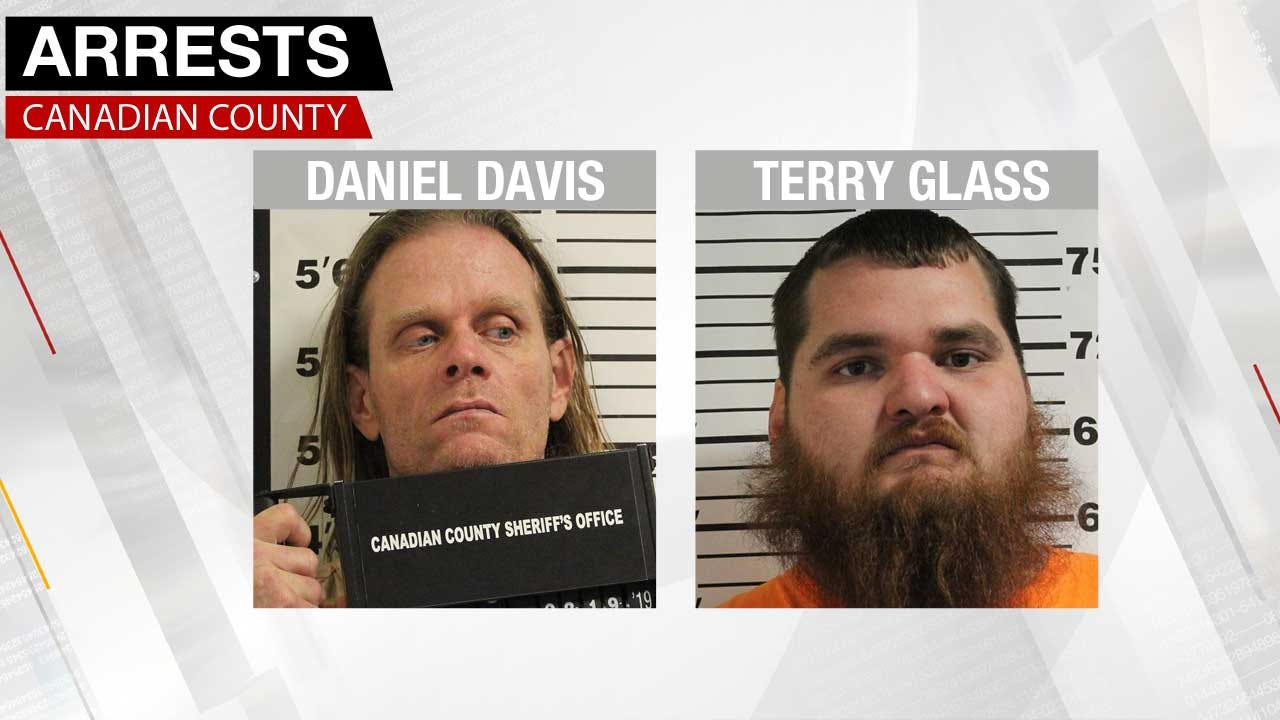 2 Arrested In Canadian County Sting On Valentine's Day