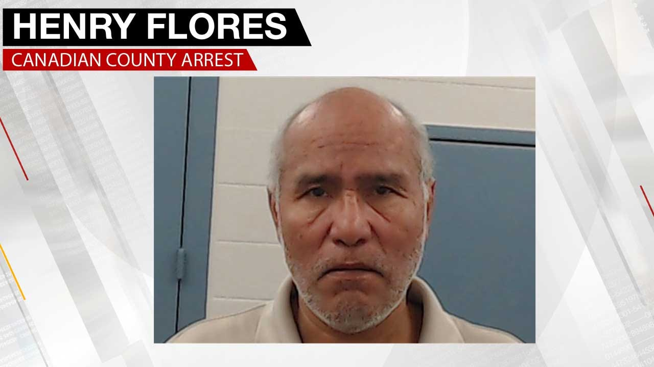 Altus Man Arrested, Accused Of Soliciting Sexual Contact With Minor