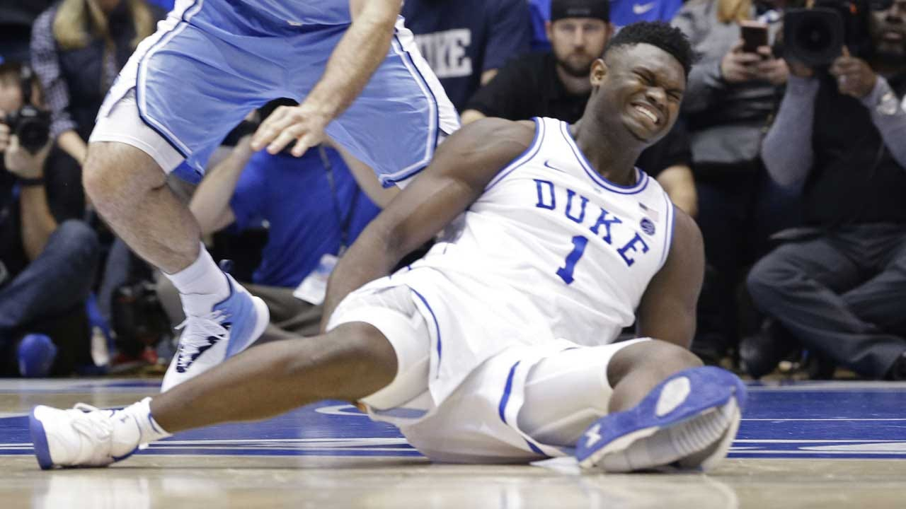 Nike Vows Investigation After Duke Star's Shoe Blows Out