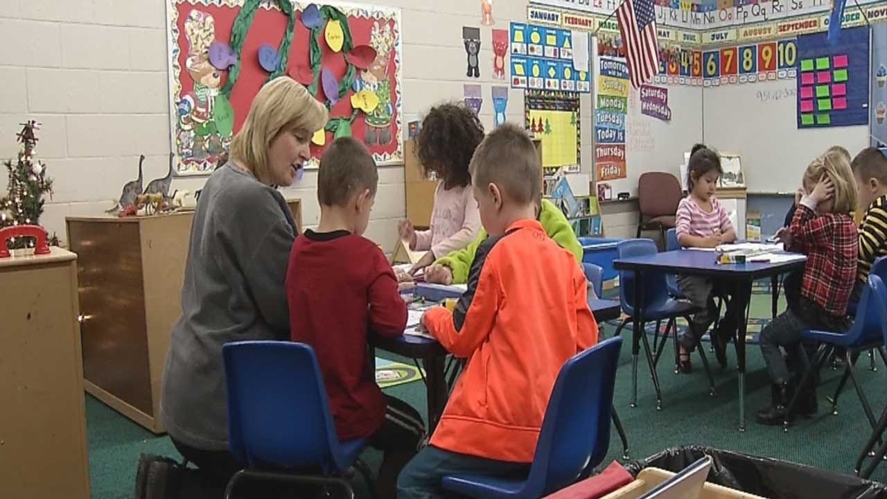 Study: Oklahoma Could Save Millions By Consolidating School Districts