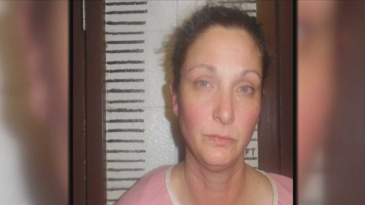 Woman Charged With Arson, Assaulting Garvin County Deputy
