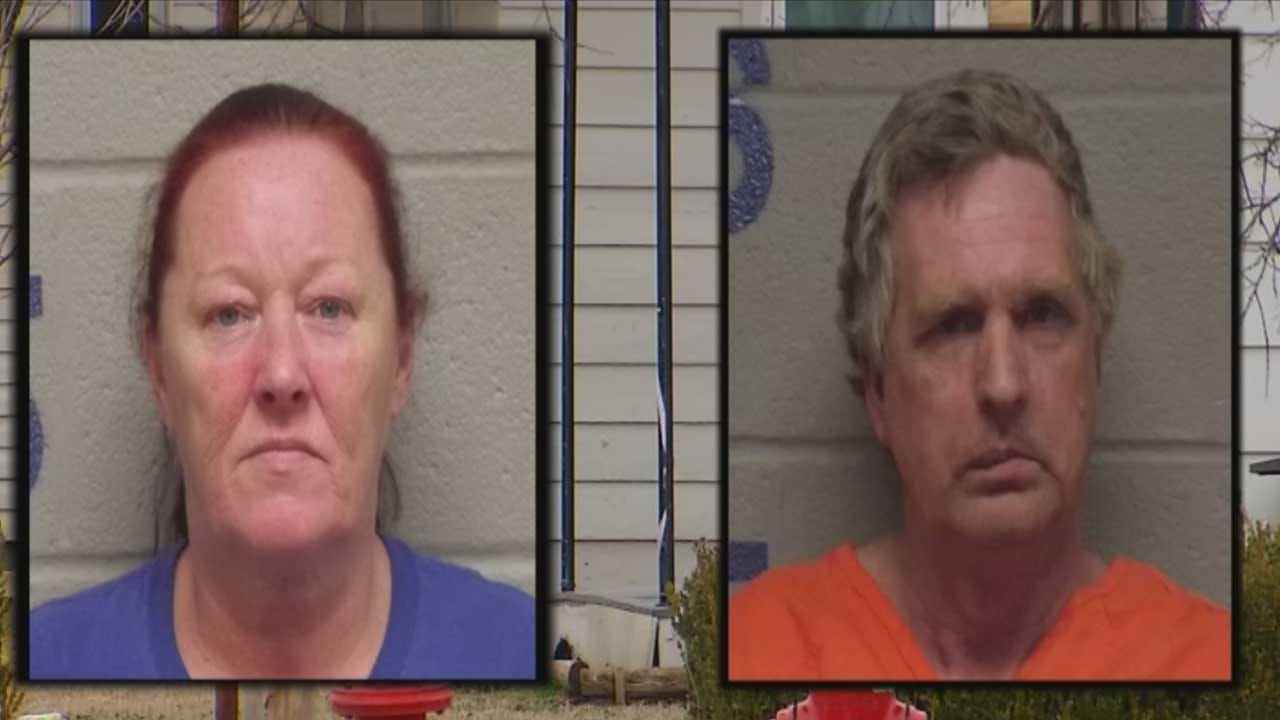 Logan County Couple Charged With Making Child Pornography