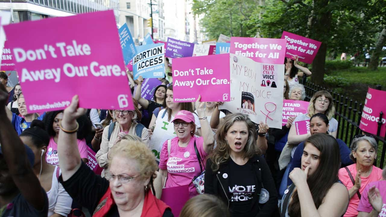 Trump Administration Proposes Cutting Millions From Planned Parenthood