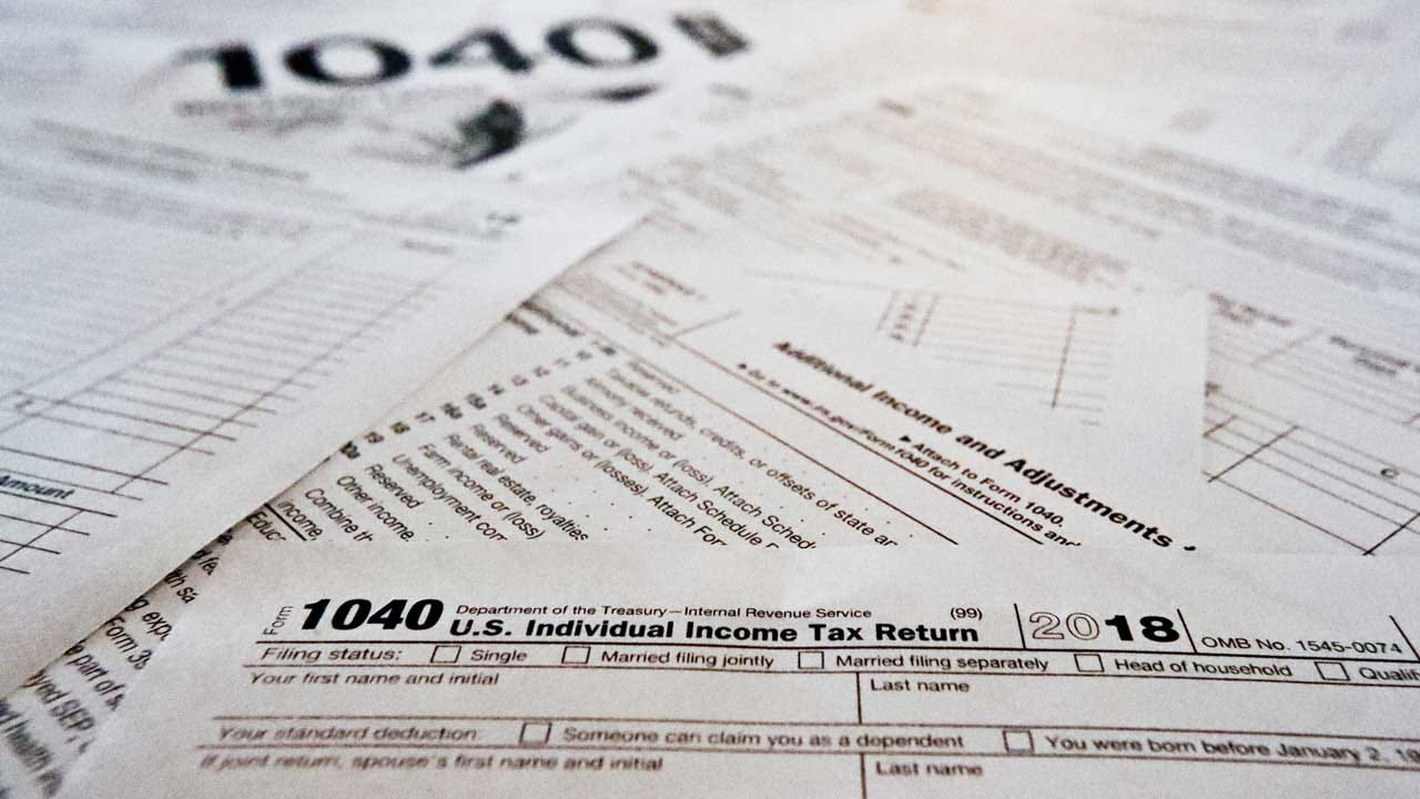 The Average Tax Refund Is Down More Than $500 This Year