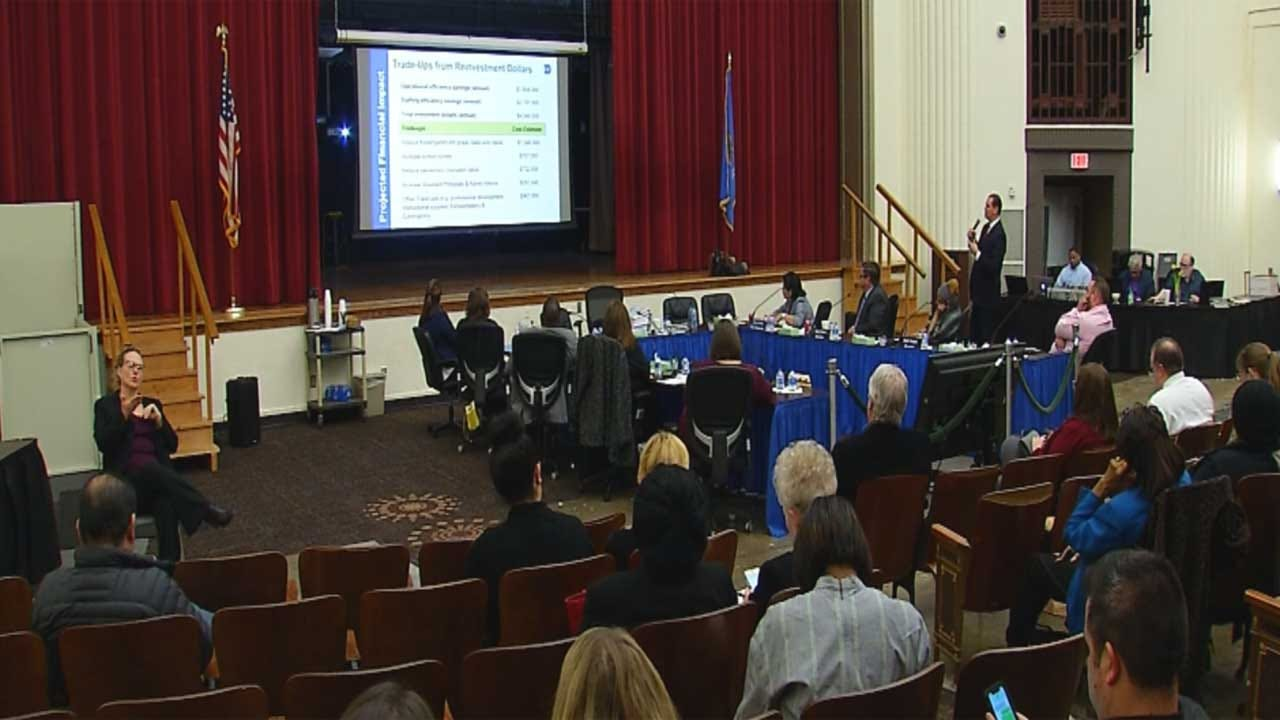 OKCPS To Address Parents At 'Pathway To Greatness' Informational Meeting