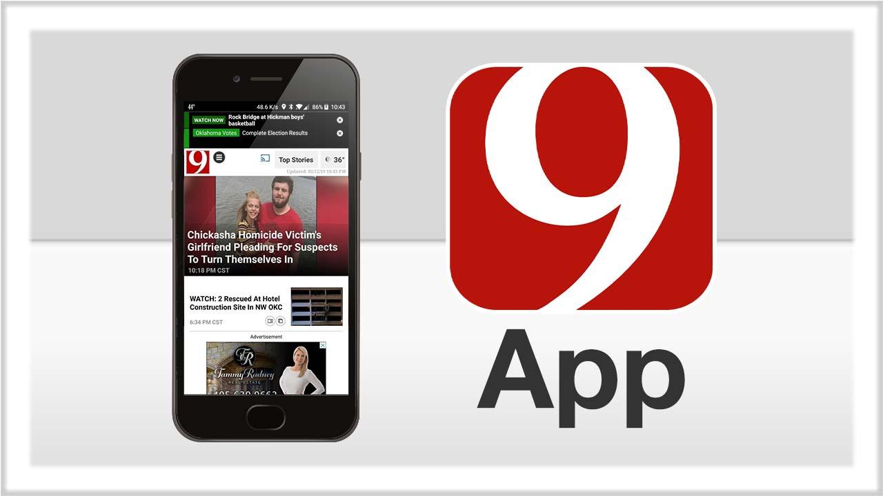 Update Your News 9 App Now!