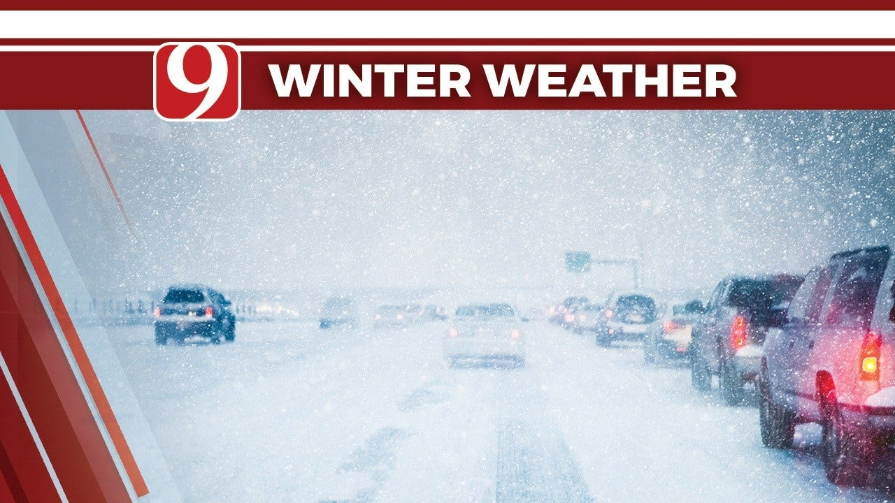 DPS Announces Reduction Of Service Due To Weather In NW, SW Oklahoma