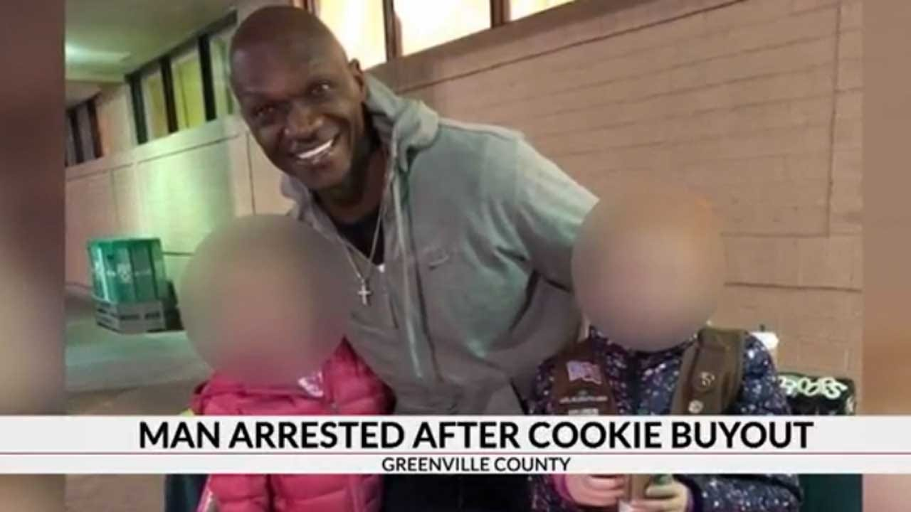 Man Seen In Viral Photo Buying $540 Of Girl Scout Cookies Arrested In South Carolina Drug Bust