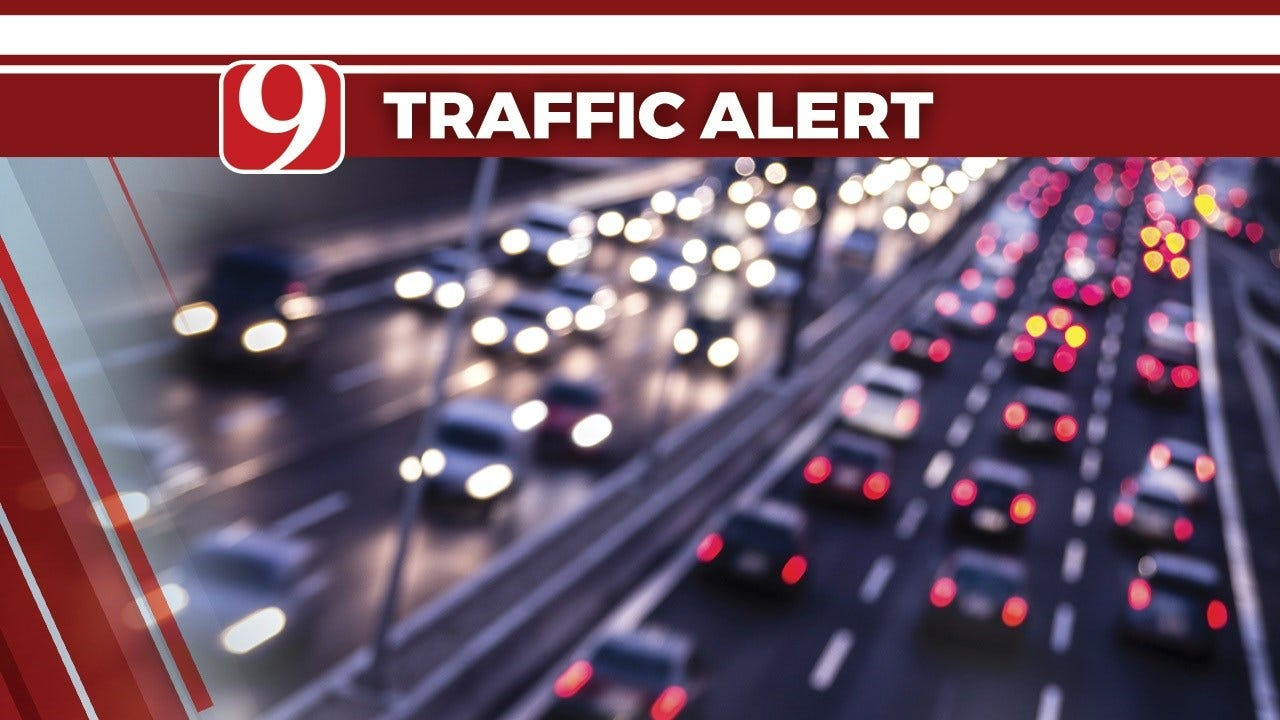 Multiple Accidents Reported In OKC Metro