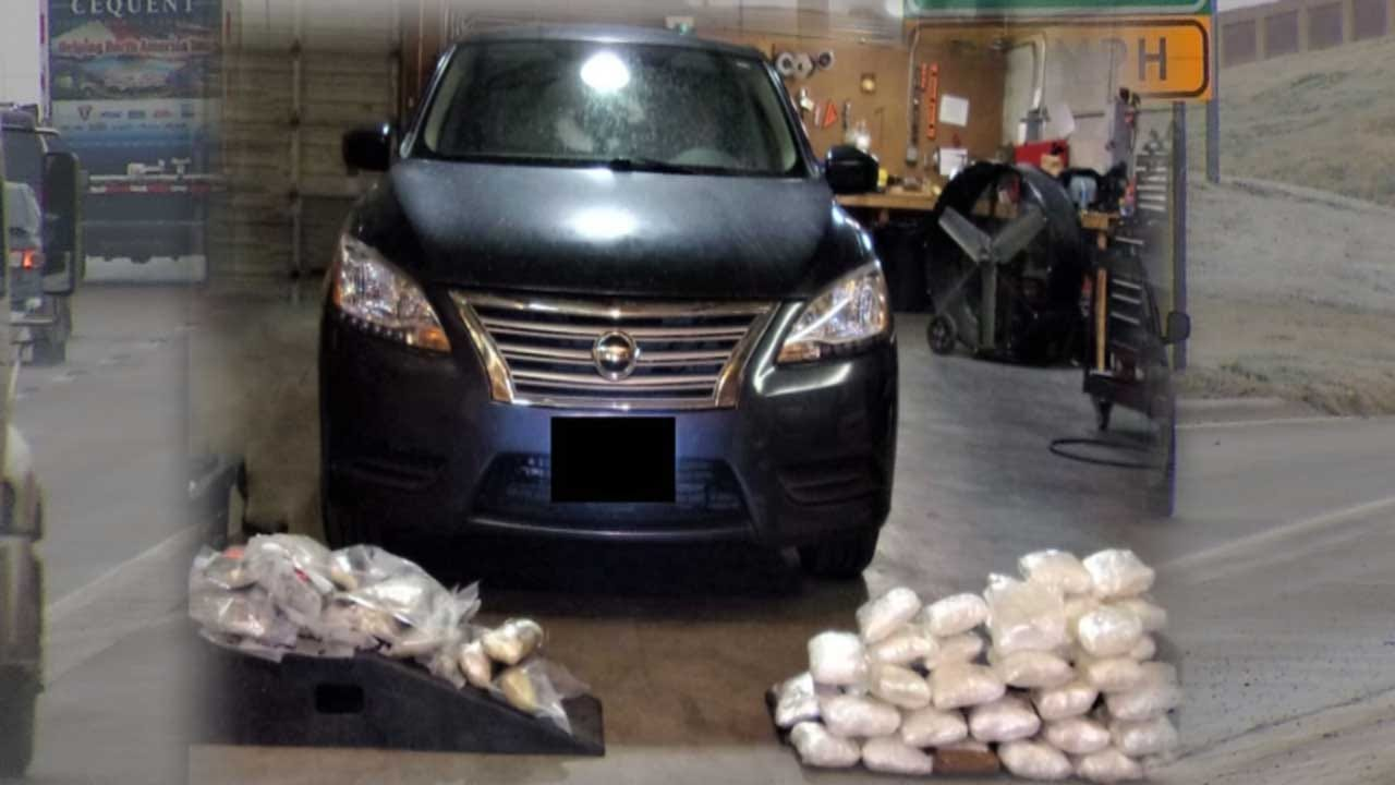 OKC Traffic Stop Leads Second Largest Fentanyl Bust In The State
