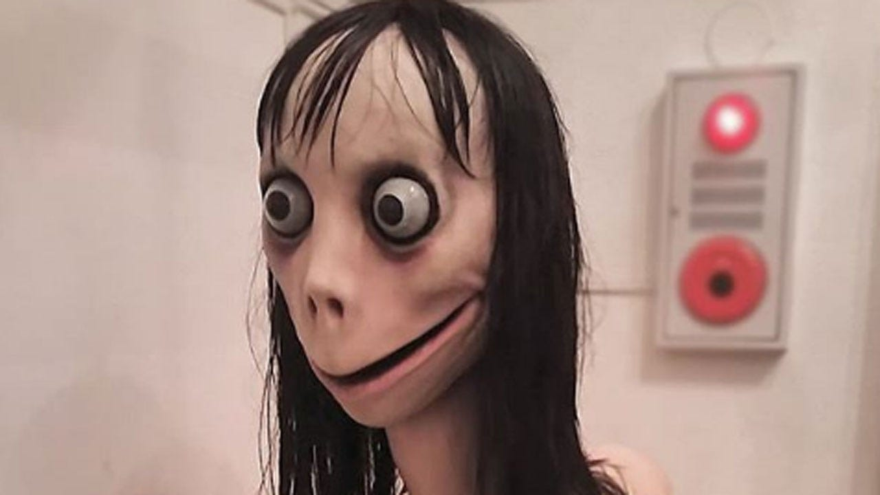Police Issue Warning To Parents After 'Momo Challenge' Resurfaces