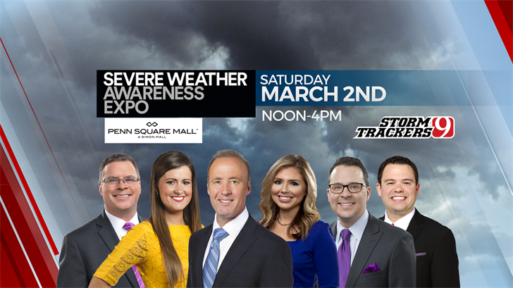 Join News 9 For The Severe Weather Expo