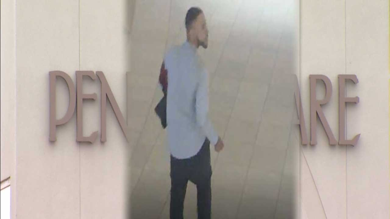 OCPD Releases Surveillance Videos, Photos Of Wanted Mall Burglary Suspect