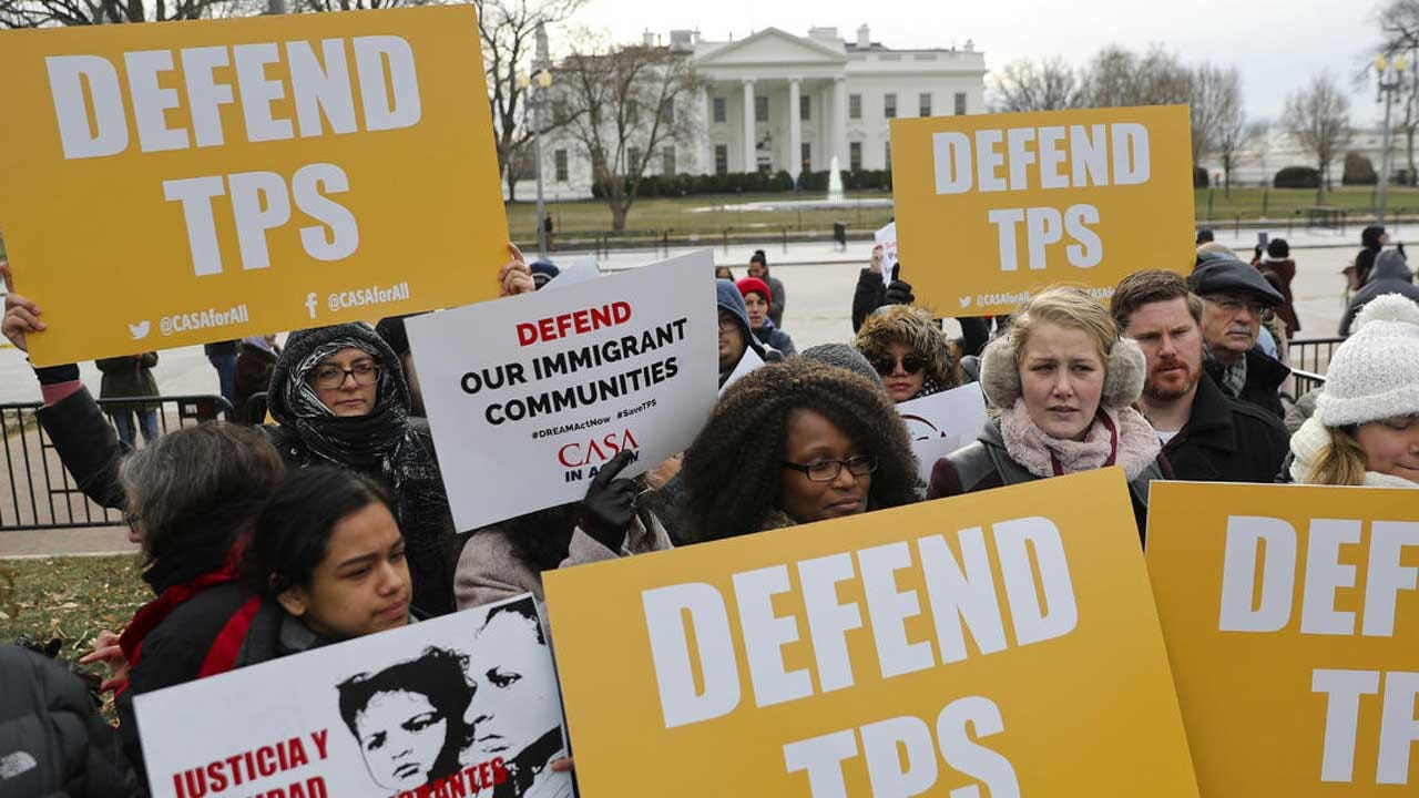 Trump Administration Extends TPS Protections For Certain Immigrants