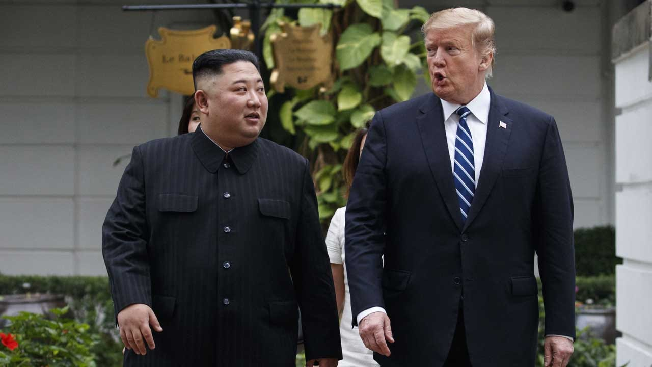 Trump Says Kim Jong Un Isn't To Blame For Otto Warmbier's Death