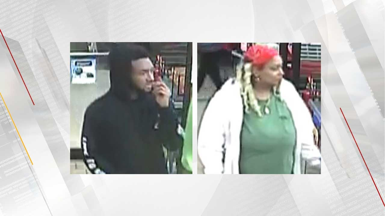 3 Suspects Wanted In Connection With Armed Robbery At OKC Gas Station