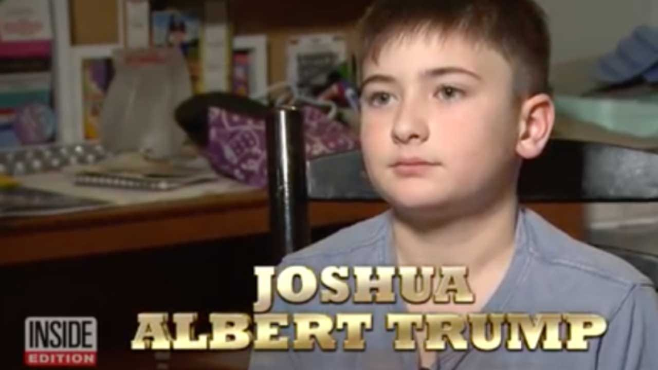 President Trump Invites Boy, 11, Who Was Bullied For His Name To State Of The Union