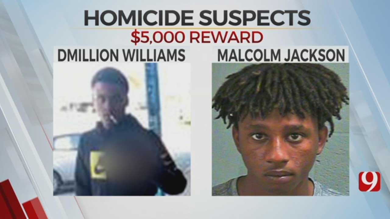 Reward Offered In Search Of 2 Suspects Wanted In Chickasha Teen's Death