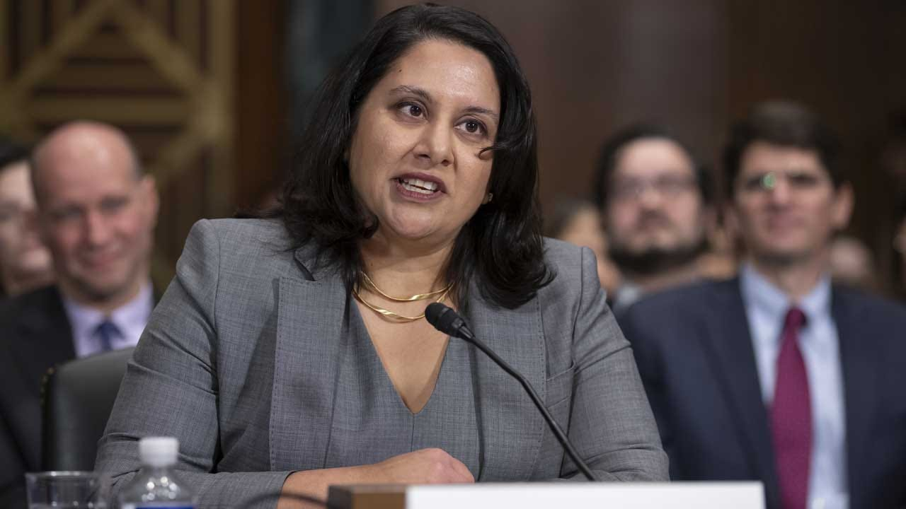 Trump's Judicial Nominee Neomi Rao Under Fire For Comments On Rape, Race