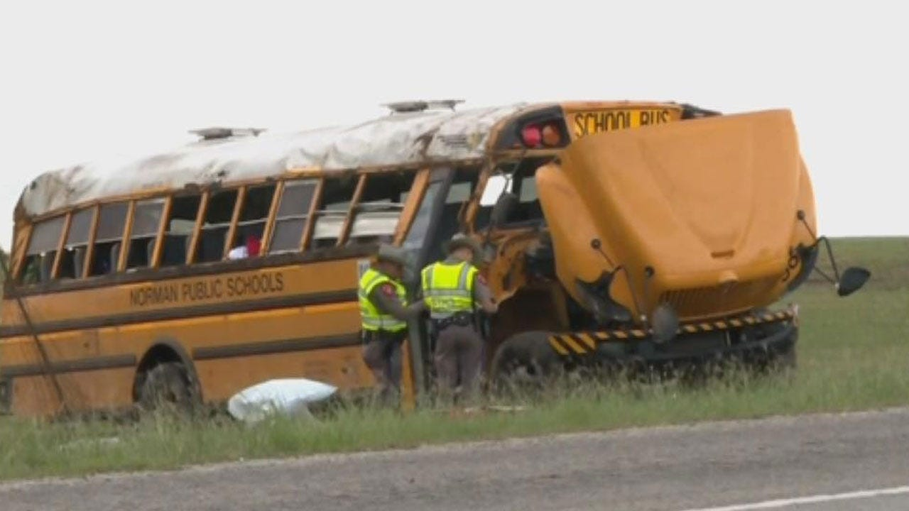 Documents Allege Bus Driver On Phone Prior To Crash