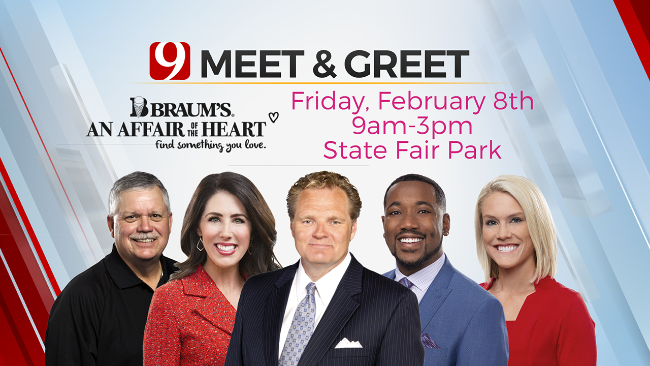 Join News 9 At An Affair Of The Heart