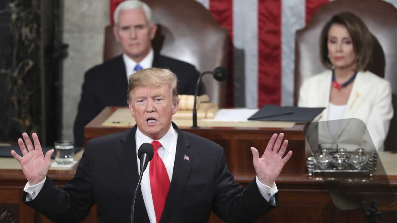 Trump Urges Late-Term Abortion Ban During State Of The Union