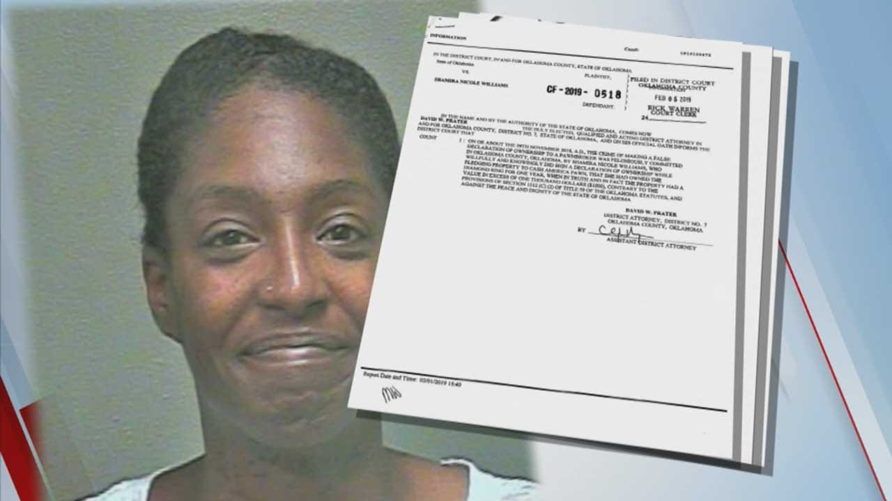 Nursing Home Employee Accused Of Stealing, Pawning Patient's Wedding Ring