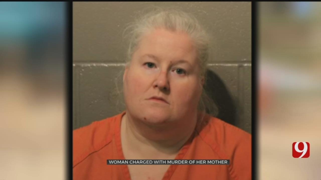 Cleveland County Woman Arrested In Murder Of Her Mother