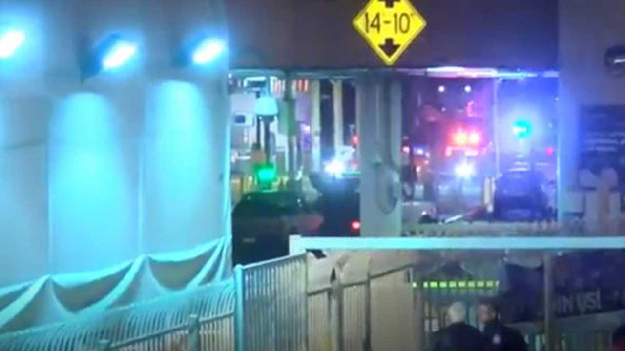Customs Officer Shoots, Kills Driver At Port Of Entry On US-Mexico Border