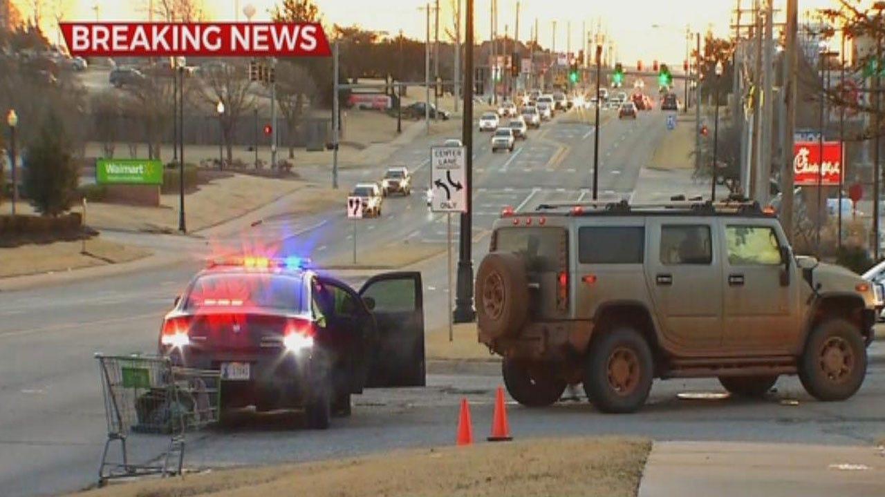 Pedestrian Dies After Being Hit By Vehicle In Edmond