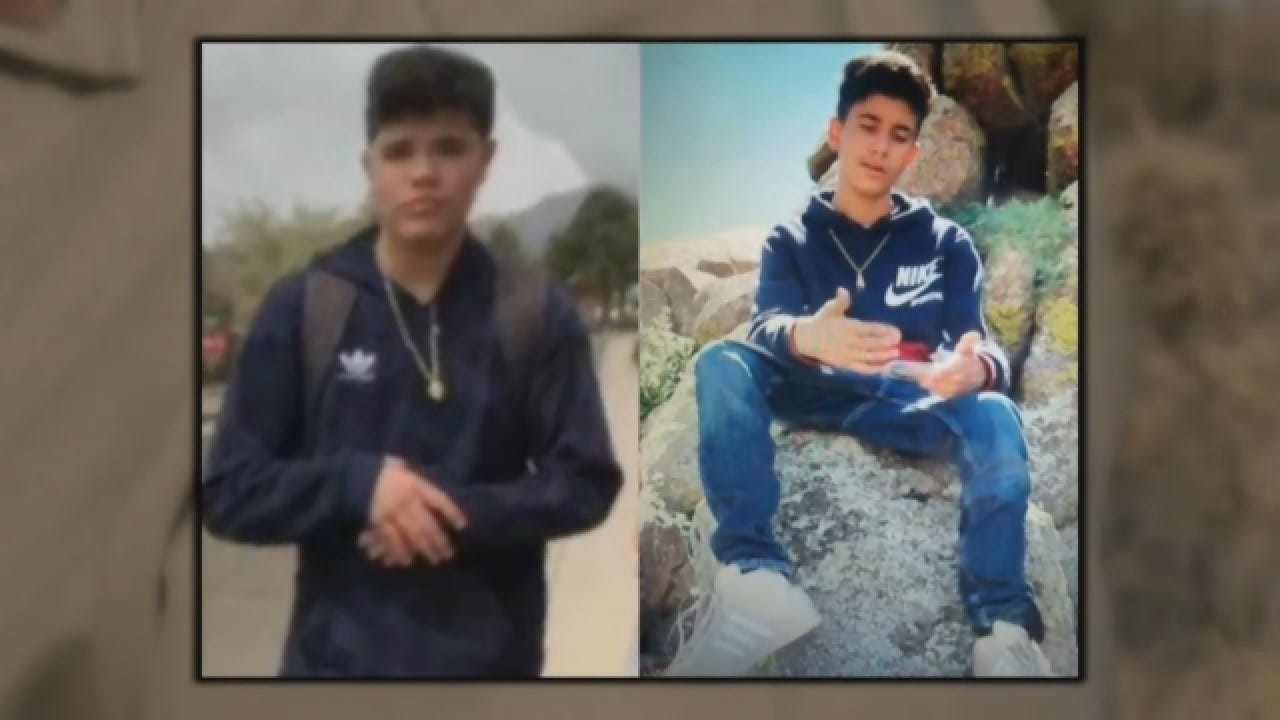 Bodies Of Two Albuquerque Missing Teens Found West Of Rio Rancho