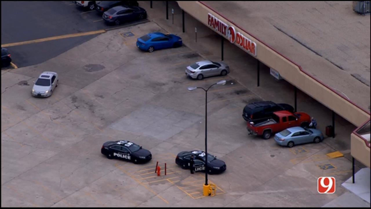 1 Injured In Southwest Oklahoma City Shooting