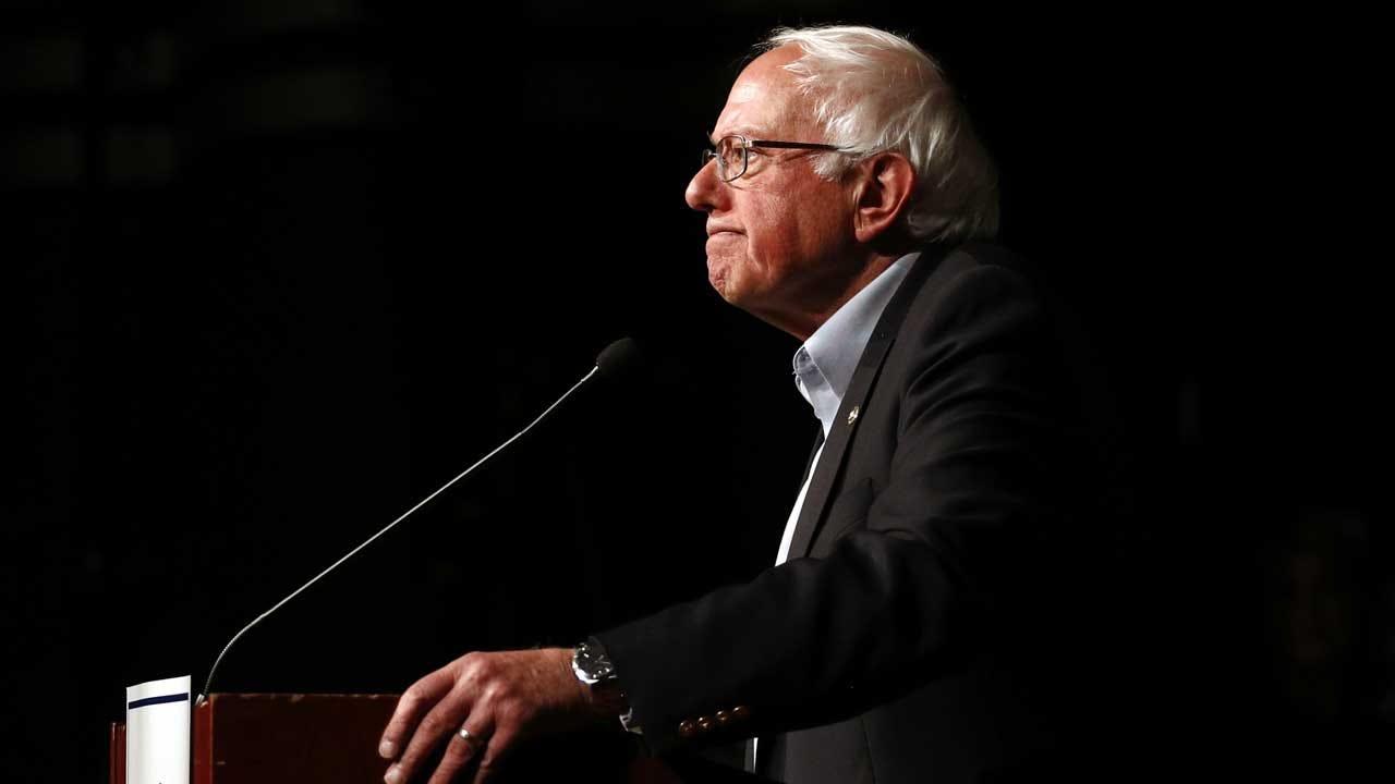 Bernie Sanders Raises $6 Million In First 24 Hours
