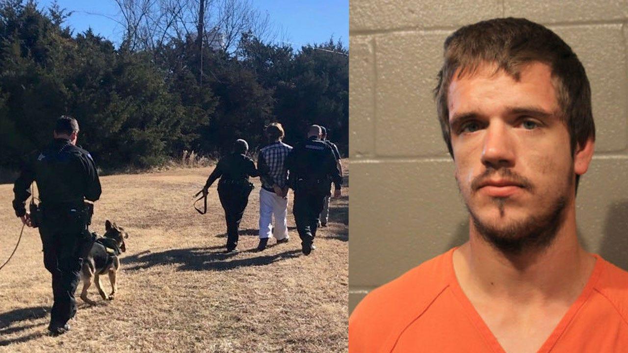 Cleveland County K-9 Leads Deputies To Fugitive