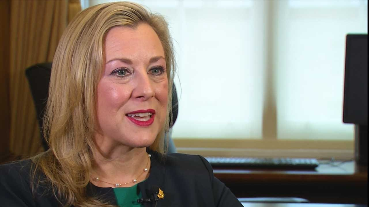 Kendra Horn Details Her Year In D.C. In New Report
