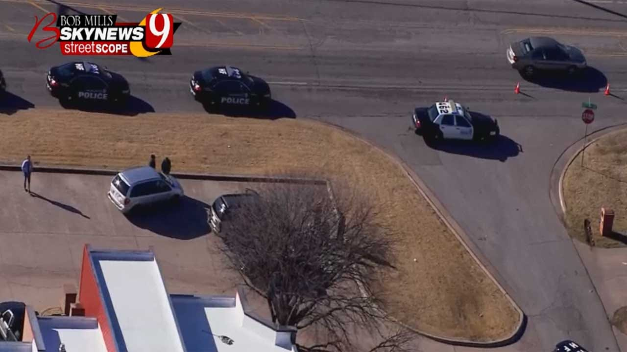 Woman Saves Stranger Who Was Shot In NW OKC Drive-By
