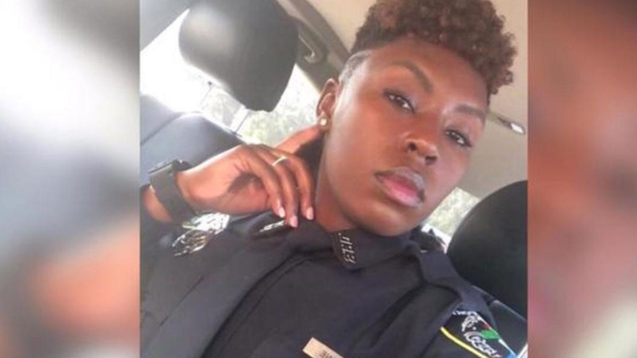 22-Year-Old Mom Shot To Death, Had Been A Police Officer For Less Than Two Months