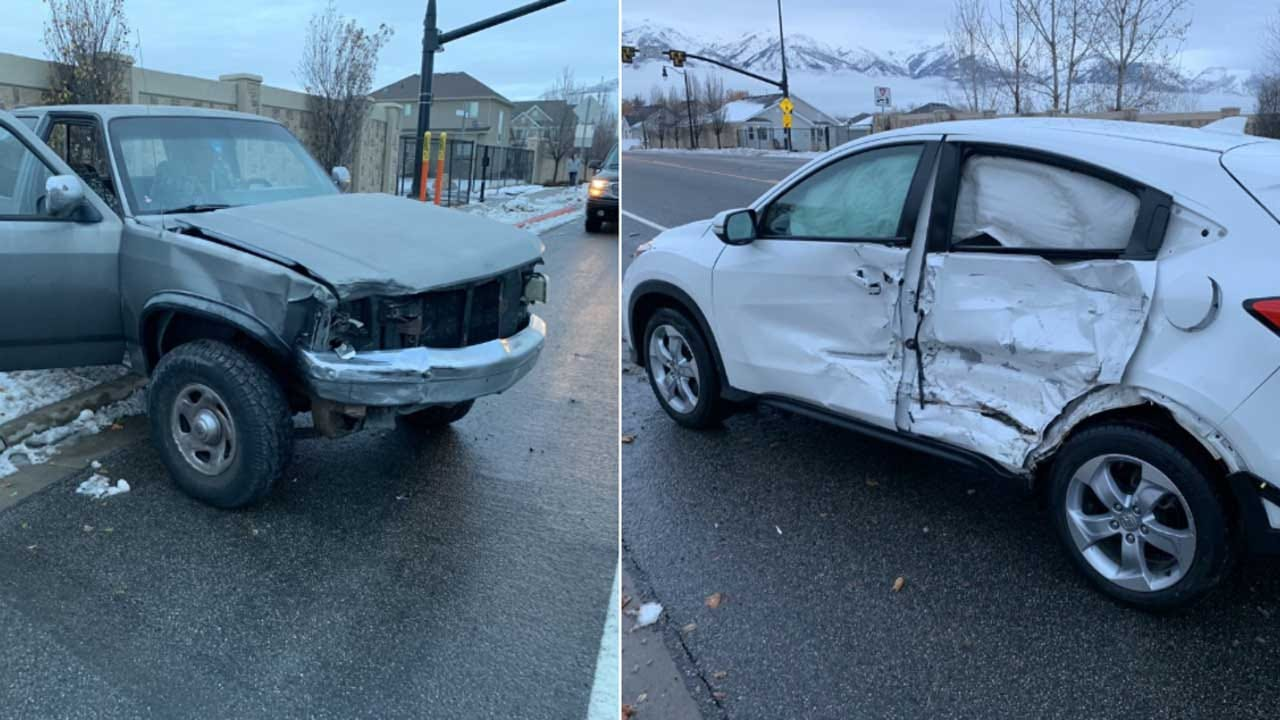 Teen Crashes Car Doing 'Bird Box Challenge'