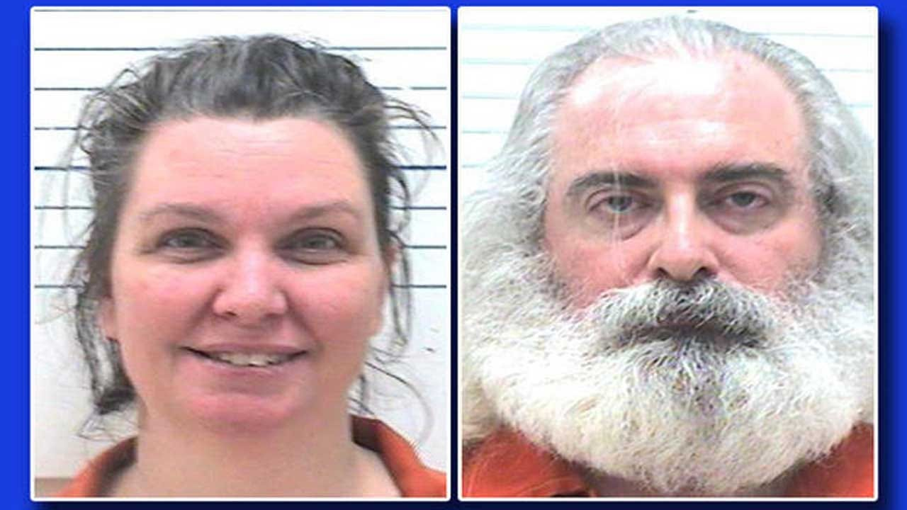 Lawton Couple Charged With Manslaughter After 3-Year-Old Girl With 17-Pound Tumor Dies