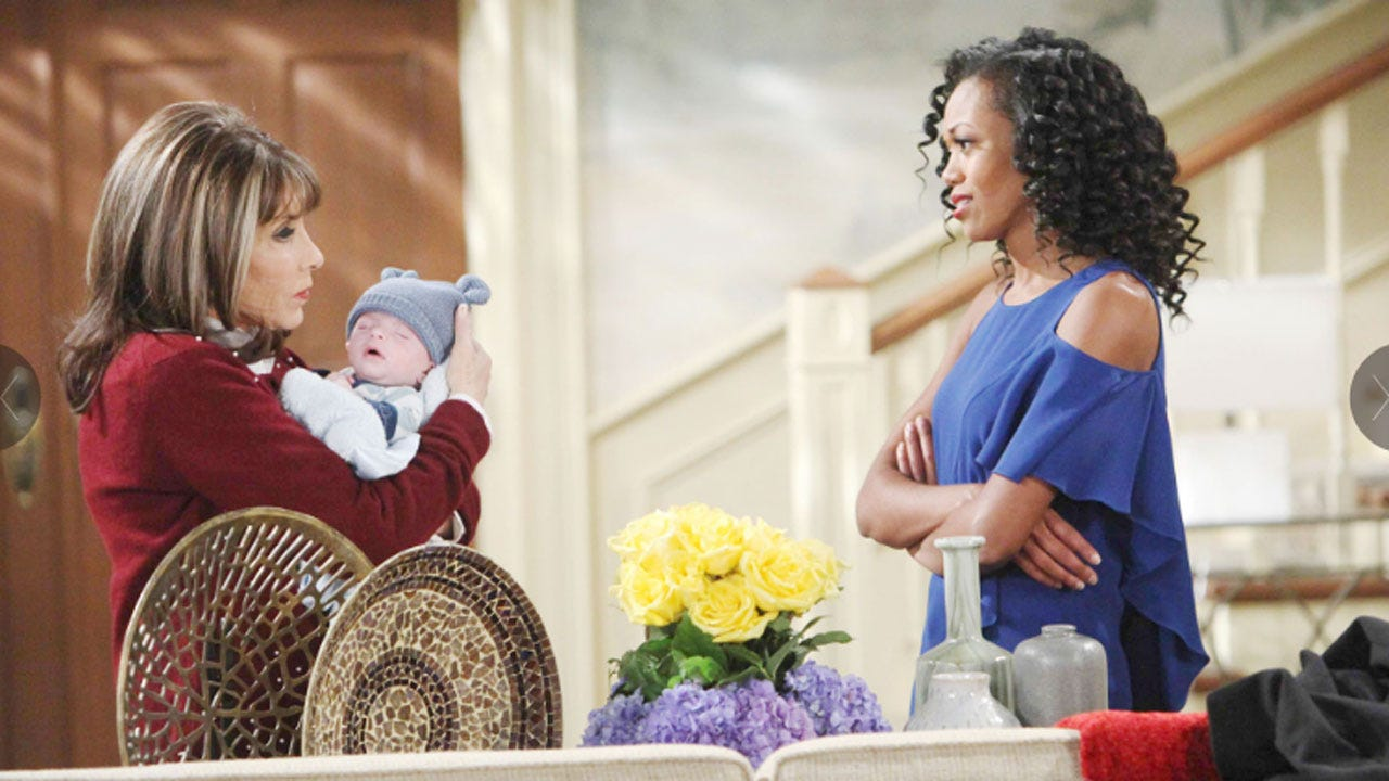The Young & The Restless On News 9 Plus Monday