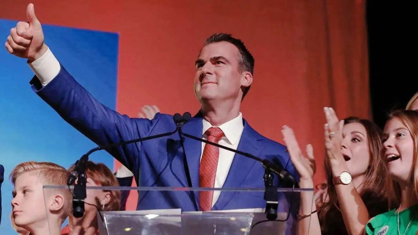 What Oklahomans Can Expect From Gov. Stitt's State Of The State Address