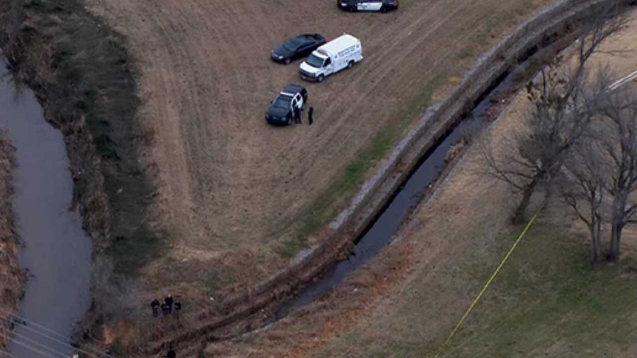 MWC Police Investigating After Body Found