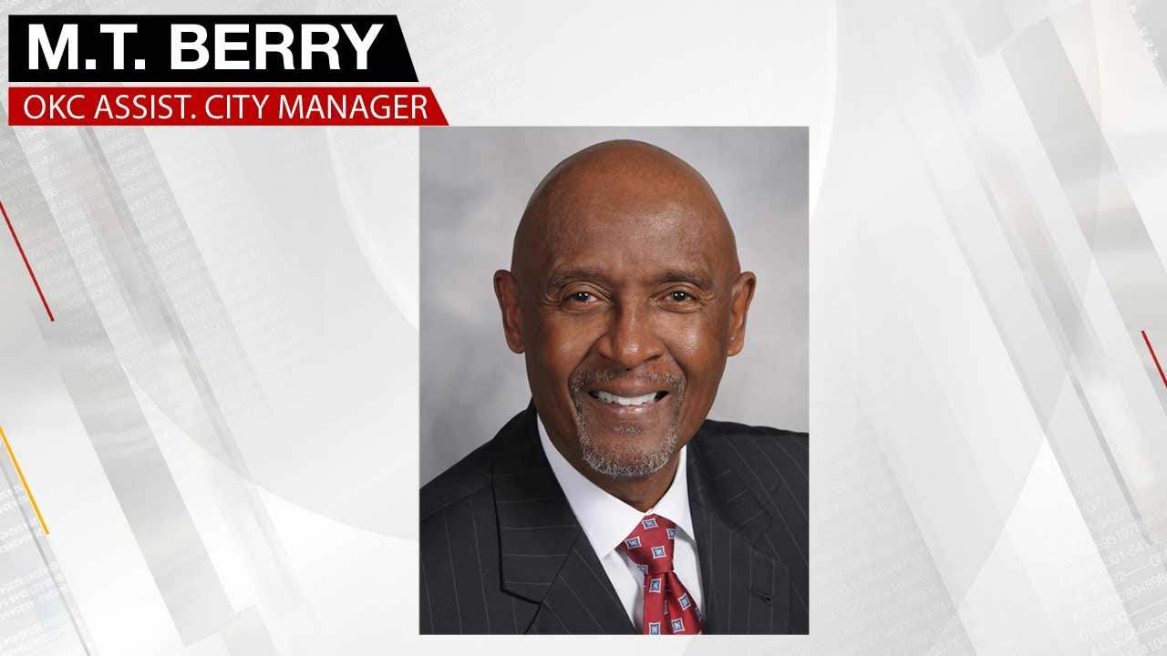 OKC's Assistant City Manager, M.T. Berry, To Retire