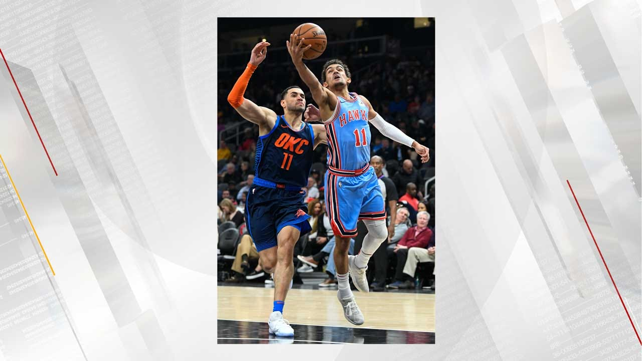 Trae Young Wins Point Guard Battle, Hawks Top Thunder 142-126