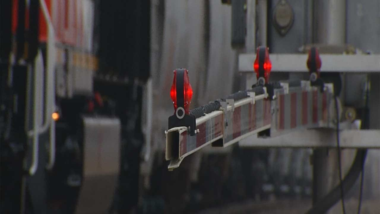 Corporation Commission To Look Into Fining Trains Blocking Intersections